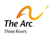 Arc of the Three Rivers Retina Logo